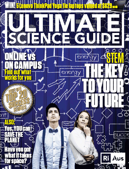 Ultimate Science Guide 2016